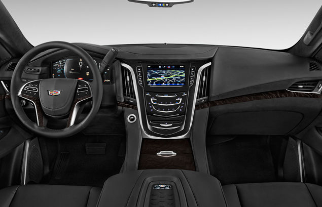 Escalade Dash Interior