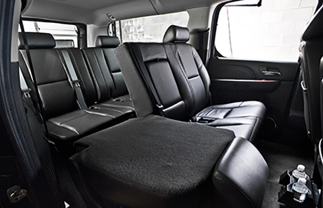 Escalade Interior Seats